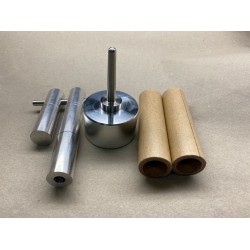 1Lb Rocket Tooling 3.75in W/Tubes