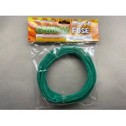 Green 30 Sec. Fuse - 10 Meters