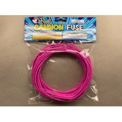 Pink 10 Sec. Fuse - 10 meters