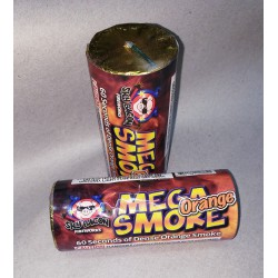 Mega Smoke Orange