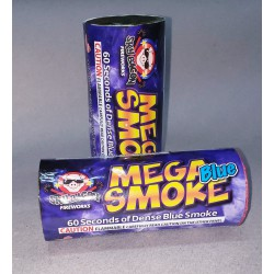 Mega Smoke Blue