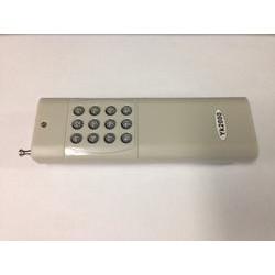 Twelve cue alpha fire standard or Interval remote