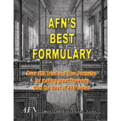 AFN's Best Formulary book