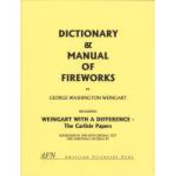 Weingart / Dictionary & Manual of Fireworks