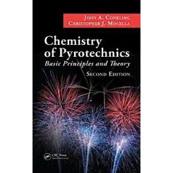 Chemistry of Pyrotechnics 2nd ed. / Conkling