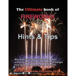 The Ultimate Book of Fireworks Hints & Tips