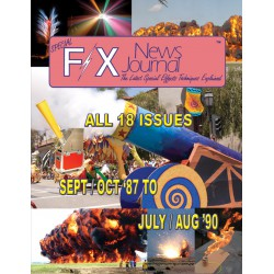 Special F/X News Journal