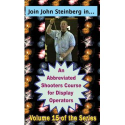 Abbreviated shooters course for display operators  volume 15