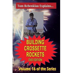 Crossette Rockets DVD / Rebenklau volume 16