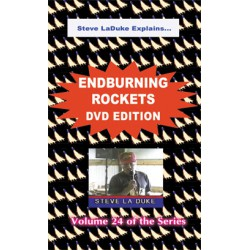 Endburning Rockets DVD / La Duke volume 24