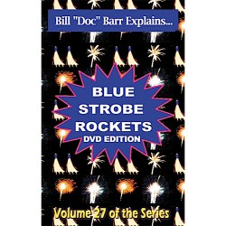 Blue Strobe Rockets DVD / Barr volume 27