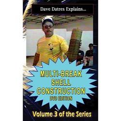 Multi-Break Shell DVD / Datres volume 3