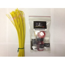 Bridegless match kit W/ 100 Pre-stripped wires