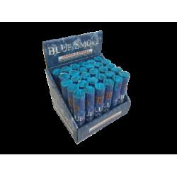 Blue smoke stick