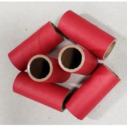 1 X 2-1/2 X 3/32 Red (50qty)
