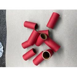 5/8 X 1-1/2 X 1/16 Red (50qty)