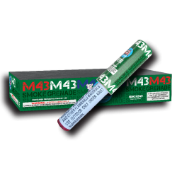 M43 Smoke Grenade (3 pack)