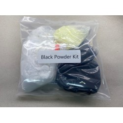 Black powder kit 1 lb