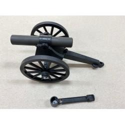 Black Powder Field Cannon